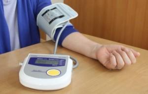 血圧が高い時の処置